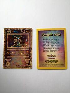 Pokemon-Ancient-Mew-Ultra-Rare-Promo-Holo-Card-PSA-10