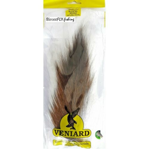 Veniard Whole Bucktail Dyed Fly Fishing