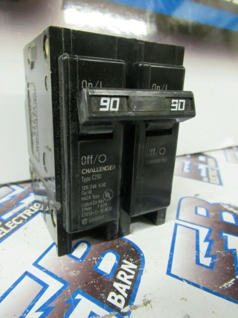 CHALLENGER C290 90A 240V 2P USED