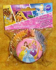 Disney Princess Cupcake Papers,Wilton,415-7490,Multi-Color,Bake Cups,Cinderella