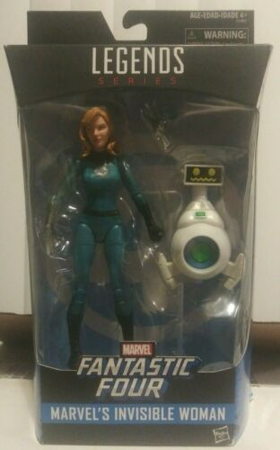 Marvel Legends 2016 INVISIBLE WOMAN Walgreen/'s Exclusive MISB Fantastic Four FF