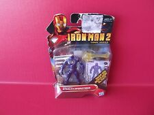 "Iron Man 2 Comic Series Stealth Operations 3.75""in Figure 2009 Hasbro"