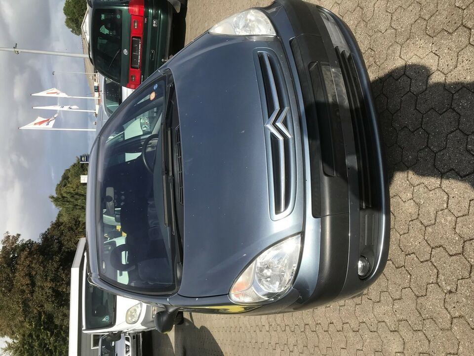 Citroën Xsara Picasso 1,6 HDi 90 ComfortVan Diesel modelår