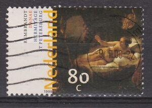 Netherlands-1835-used-Rembrandt