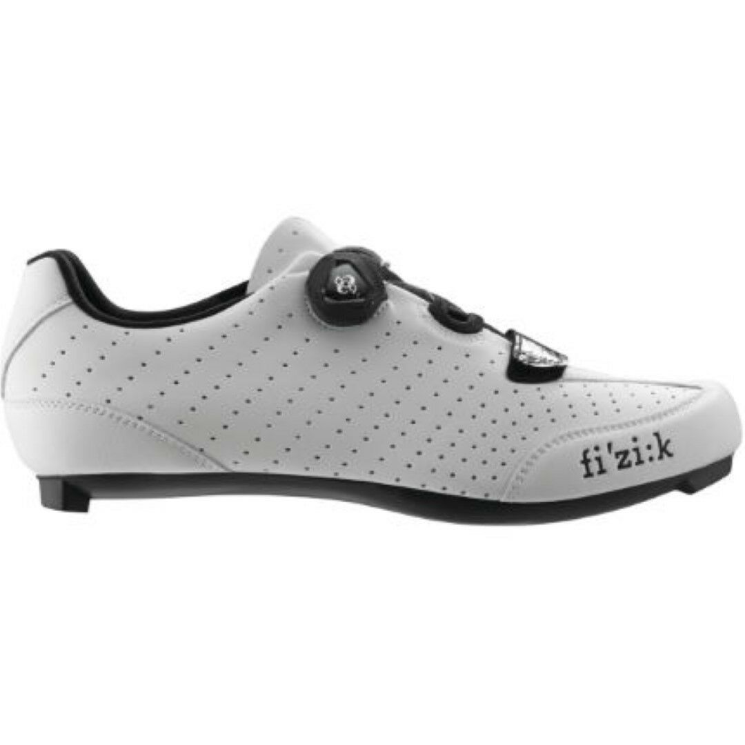 Fizik R3B SPD-SL road cycling zapatos Talla 12.5 EU 47 NH03 74 SALEX