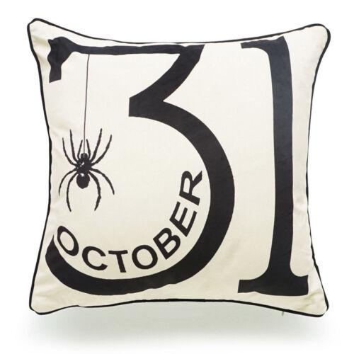 Halloween Pillow Cover Fall Decoration Pillow Case Sofa Throw Cushion Cover Hot