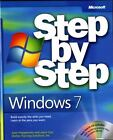 Step by Step: Windows® 7 Pack by Joan Preppernau, Inc. Staff Online Training Solutions, Marianne Moon, Joyce Cox and Joan Lambert (2009, Paperback, New Edition)