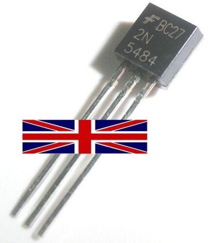 2N5484 TO-92 Transistor De Fairchild Industries