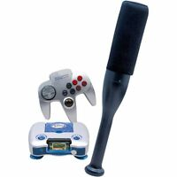 Dreamgear 16 Bit Wireless World Series Baseball With 17 Games - - Free S&h