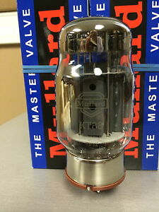 Details about (4) Factory Platinum Matched Mullard KT88 Power Tubes for  Tube Amplifiers