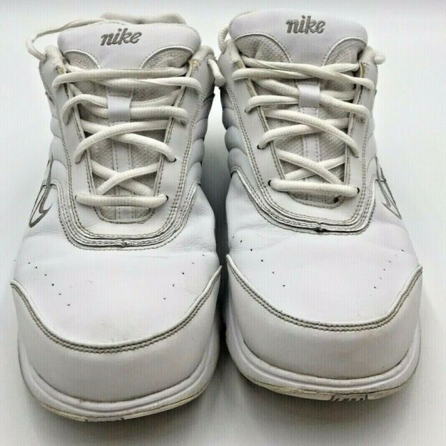 Geología llorar Torbellino  Nike Airliner White Running Stability Shock Absorption Women's Size 11 US  for sale online | eBay