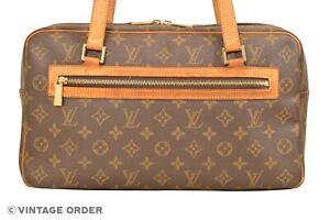 Louis Vuitton Monogram Cite GM Shoulder Bag M51181 - YG01203