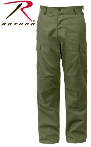 7838 cargo in Pantaloni affaticati da H Green W cotone Rothco poli cotone 6 Bdu Od IwqT6z