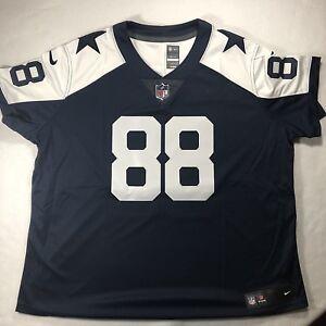 e93b44130 Nike Womens NFL Dallas Cowboys Dez Bryant #88 Sewn Limited Retro ...