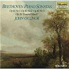 Ludwig van Beethoven - Beethoven: Piano Sonatas, Vol. 5 (1990)