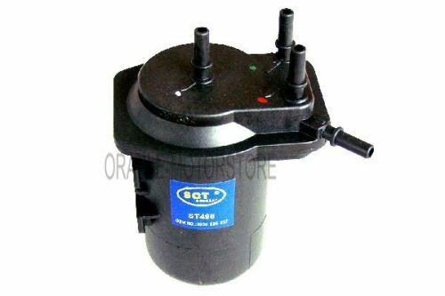 SCT GERMANY DIESEL FUEL FILTER ST498 FOR RENAULT KANGOO EXPRESS 1.5 65 2001-08