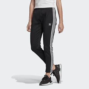 selva pico Incienso  Adidas Originals SST Pantalones de pista para Mujer | eBay