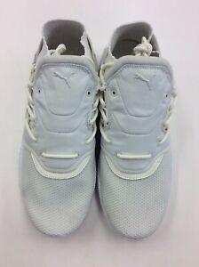 7761ebe90f49 PUMA Men TSUGI Shinsei Raw Sneakers 363758-03 Marshmallow White Size ...