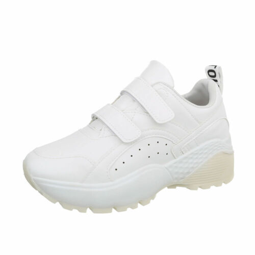 Plateau Sneakers Damenschuhe 2697 Ital-design
