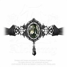 Alchemy Gothic Crystal The St Petersburg Tear Baroque Choker Necklace P764