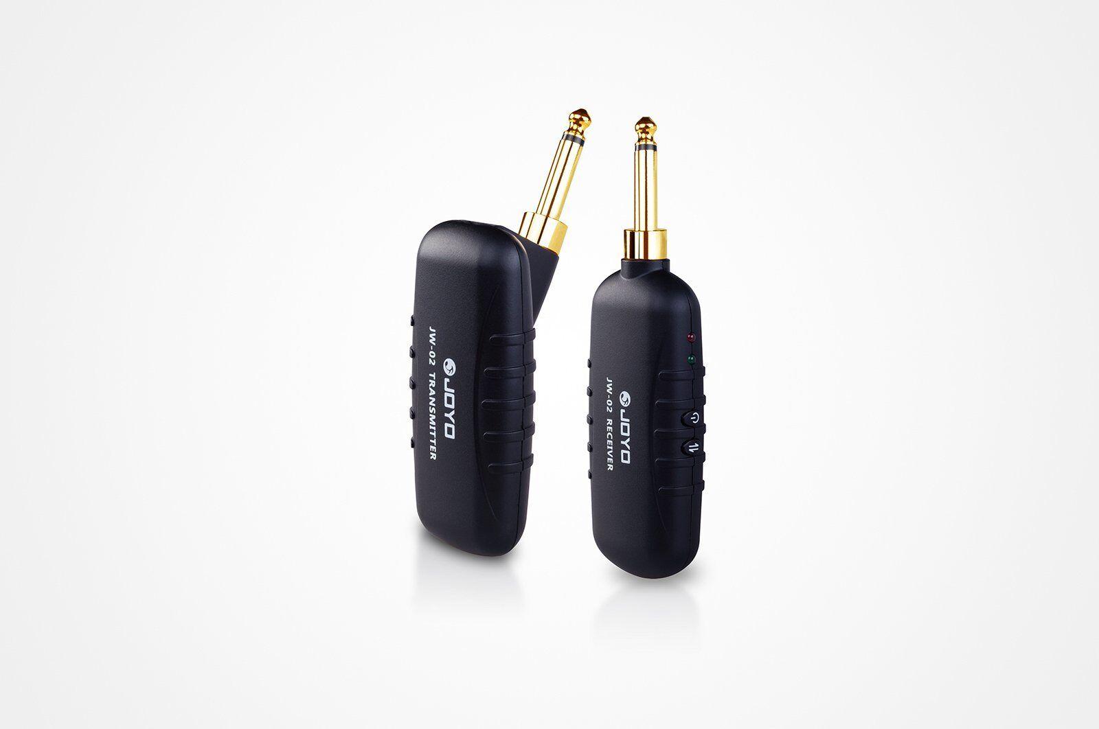 JOYO JW-02 Digital Wireless Guitar Transmitter & Receiver 5.8G Wireless System