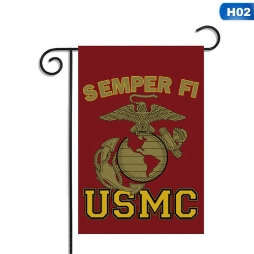 US Navy Garden Flag 11.8x18 Licensed Army Banner The Few The Decoration Esdtu