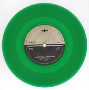 GIL-SCOTT-HERON-The-Bottle-NEW-70s-SOUL-GREEN-VINYL-45-CHARLY-MODERN-SOUL-7-034