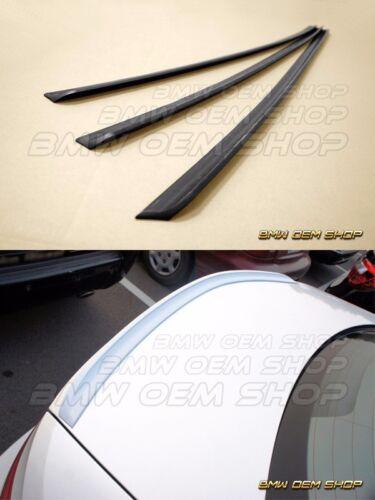 2005-2012 NEW UNPAINTED VOLVO S40  SK DESIGN TRUNK LIP SPOILER WING