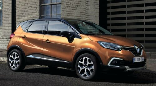 RENAULT CAPTUR 2013 BONNET NEW HIGH QUALITY INSURANCE APPROVED