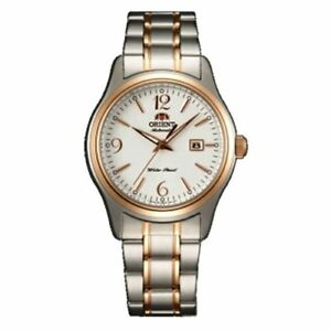 PRE-OWNED-249-Orient-034-Charlene-034-Classic-Automatic-Women-039-s-Dress-Watch-NR1Q002W