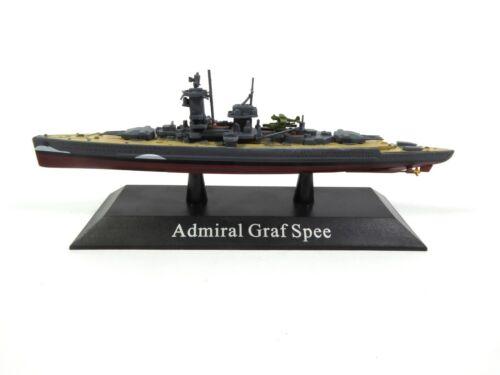 Admiral Graf Spee 1936-1:1250 battleship IXO military Heavy Cruiser WS3