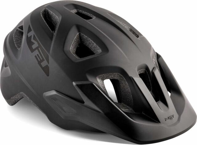MET Echo MTB Bike Helmet Black/Matt
