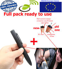 Micro spy earpiece And bluetooth pen for Exam Cheating