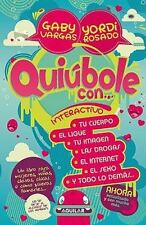 Quiubole con… para mujeres. Interactivo /What's Happening With…for-ExLibrary