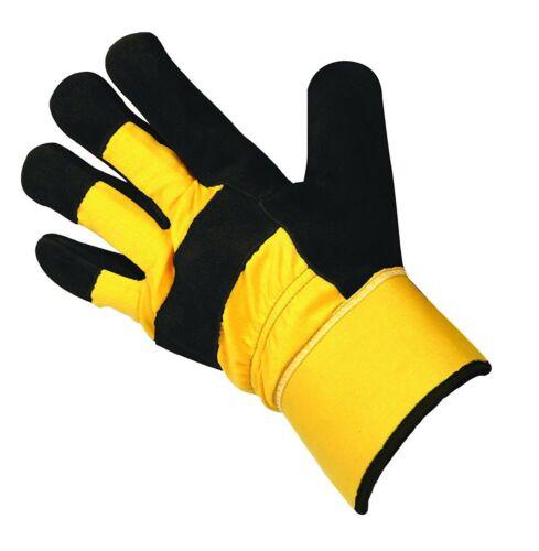 X Large 2 Pack Briers Mens//Gentlemens Gardening Gloves Thermal Rigger