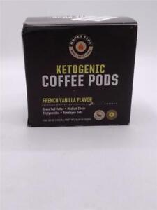 Rapid Fire Ketogenic Coffee Pods French Vanilla 16ct | eBay
