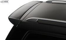 RDX Dachspoiler VW Touran 1T 2003-2010 Heckspoiler Dach Spoiler Heck Flügel