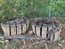 Skid Steer Tracks 10x165 Tires Loader Fits Bobcat New Holland Case Jd More Ott