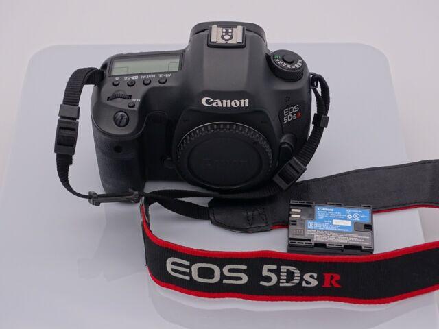 Canon 5DS R Body (DS126611) - gebraucht
