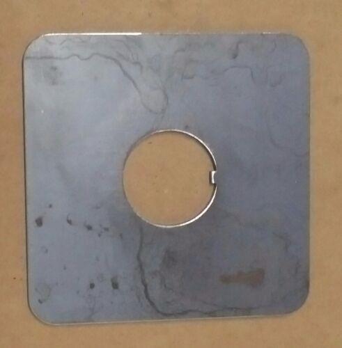 "Adapter Bracket Blank 5x5/"" Hydroboost Mounting Plate"