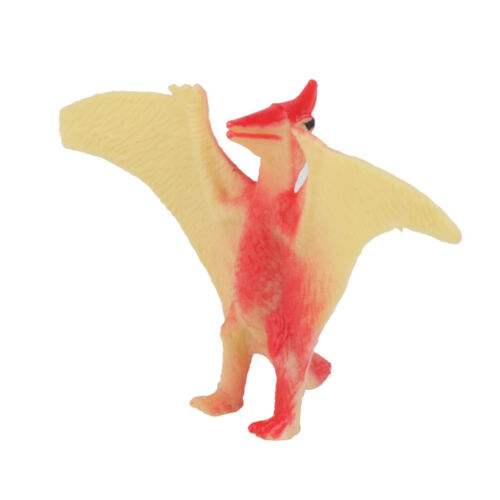 12 PVC Plastic Dinosaurs Play Toy Animals Action Figures Kids Party bag loot