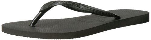 Havaianas Femme Slim Flip Flop Noir Taille 7//8W