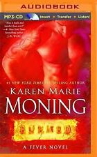 Fever: Burned 7 by Karen Marie Moning (2015, MP3 CD, Unabridged)