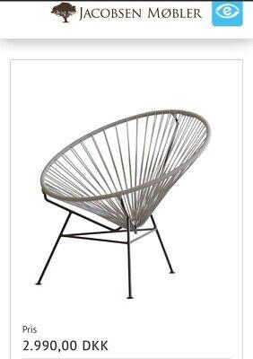 Acapulco stol Havemøbler • Find billigste pris hos