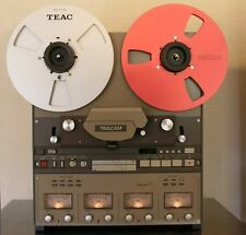 Tascam/Teac 44-OB 4Ch Syn Reel Tape Recorder Serviced in Pristine status  #A3440