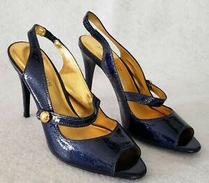 Anne Klein New York Heels Shoes Sling