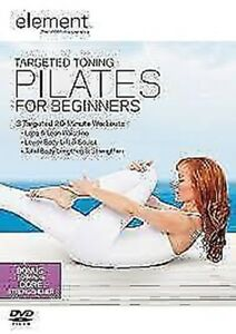Element-Targeted-Tonificar-Pilates-For-Beginners-DVD-Nuevo-DVD-ABD5315