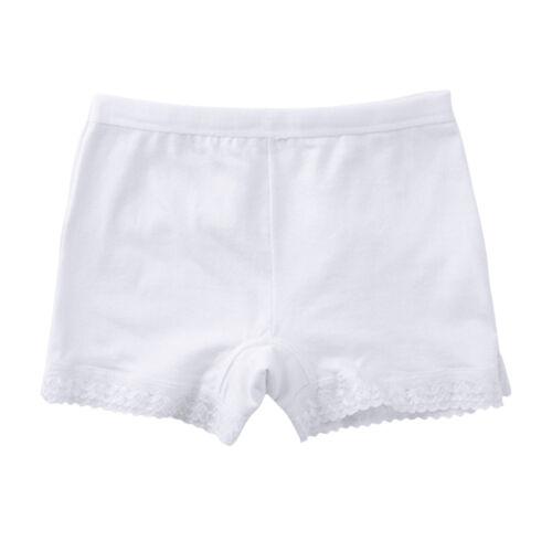 Summer Baby Girls Cotton Boyshorts Lovely Boxers Underwear Size 8-12 Years