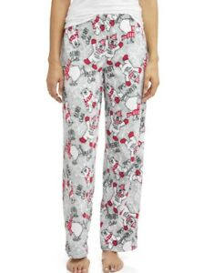 a493efbad280 Women s Polar Bear Christmas Pajama Fleece Pants. Large.Super Soft ...