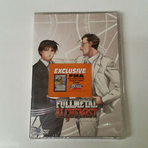 Fullmetal Alchemist Vol 6 Captured Souls Funimation DVD ...
